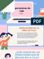 OPERACIONES EN EL ÁREA DE CAJA 3.2