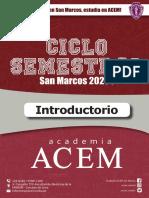 ACEM SEMESTRAL 2021 - I - 01
