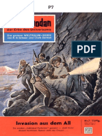 P-007 - INVAS╟O ESPACIAL - CLARK DARLTON - PROJETO FUTUR╢MICA ESPACIAL