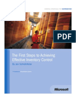 5 Steps to Inventory Control