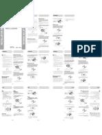 DEH1050E Installation Manual