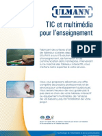 Ulmann TIC et multimedia pour l'enseignement