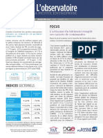 Observatoire de la petite entreprise n°81 FCGA – Banque Populaire