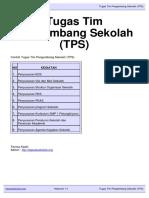 Download Tugas Tim Pengembang Sekolah TPS Kepalasekolah.org