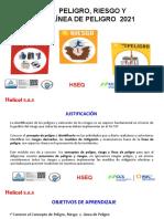 Modulo 2 Peligro, Riesgo y Linea de Peligro 2021