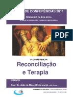 Livro Reconciliação e Terapia