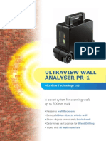 Wall Analyser Brochure ED10310
