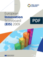 European Innovation Scoreboard (EIS) 2009