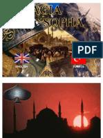 Class Powerpoint on the Hagia Sophia by Met In at Bilfen Schools, Istanbul, Turkey