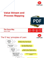 Value Stream and Process Mapping - Rev 1