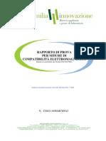 3.Certificare Compatibilitate Elettromagnetica_sistem Termo3500