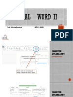 tutorial 2 word
