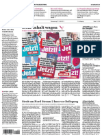 ?? Neues Deutschland - 22 Juli 2021