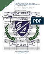 Acta de Compromiso y Plan de Mejoramiento Académic1