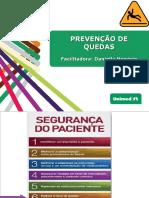 TREINAMENTO DE QUEDAS - PRESTADORES