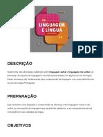 Linguagem e Língua_ Conceitos 01