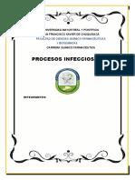procesos  INFECCIOSOS