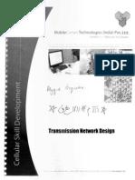 Transmission Planning - MobileComm Technologies Pvt Ltd