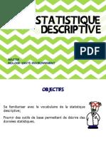 Statistique descriptive Master Pr  OUICHOU 2018-19.pdf · version 1