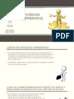 Sociedad Unipersonal (1)
