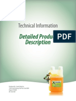 Syntek Xtreme Fuel Treatment XFT Detailed Fuel Efficiency Product Description