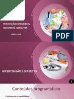 3.1-Hipertensão e Diabetes