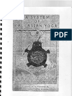 A System of Caucasian Yoga - Count Stefan Colonna Walewski