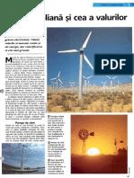 Energia eoliana si cea a valurilor