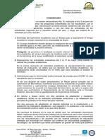 Comunicado Estudiantes 03-06-2021