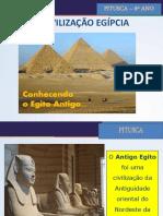 A Civilização Egípcia -6º ano