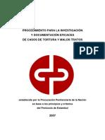 Procedimiento Para La Investigación y Documentación de Casos de Tortura_0