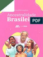 MeuDNA Explica - Ancestralidade Brasileira - E-book