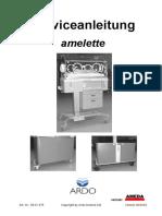 Ardo_Amelette_-_Service_Anleitung