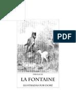 Fábulas de La Fontaine - Doré