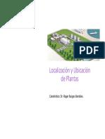 LOCALIZACION Y UBICACION DE PLANTA_EMPRESA