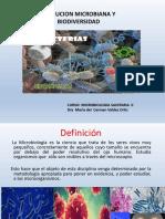 1. Introduccion a La Microbiologia - Diversidad Microbiana