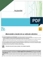 Manual de Utilización Renault ZOE