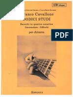 Dodici Studi - Franco Cavallone