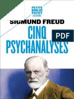 5 Psychanalyses