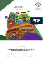 Lectura 1 - Ley 482 Gobiernos Municipales