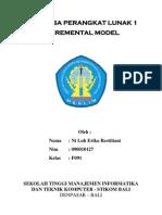 Model Incremental
