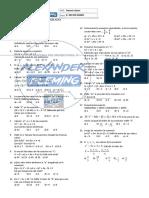 Ecuaciones de 2do Grado 2