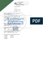 Ejercicios de Aplicación de Cofiguración