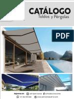 SAFRA Catálogo Toldos y Pèrgolas