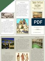 No Place Like Rome Brochure PDF