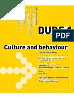 cultureandbehavior