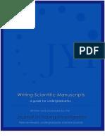 JYI Scientific writing