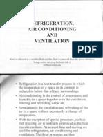 Refrigeration Aircond System