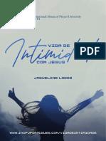 Vida de Intimidade Com Jesus Corrigida
