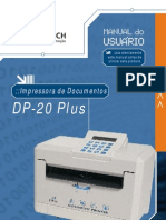 manual Bematech DP20